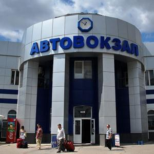 Автовокзалы Некрасовского