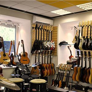 Музыкальные магазины Некрасовского