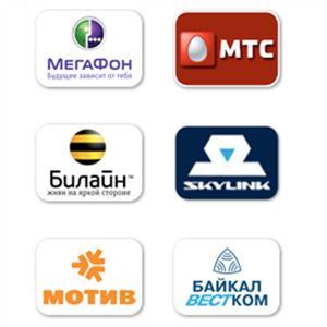 Операторы сотовой связи Некрасовского
