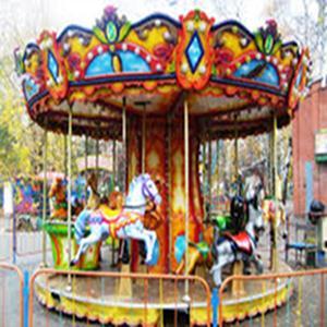 Парки культуры и отдыха Некрасовского