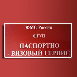 Паспортно-визовые службы Некрасовского