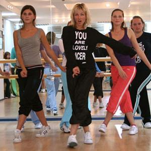 Школы танцев Некрасовского