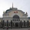 Железнодорожные вокзалы в Некрасовском