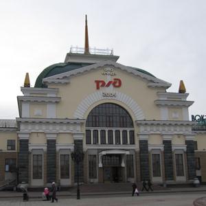 Железнодорожные вокзалы Некрасовского